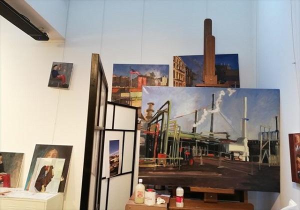 美術・芸術の本場・パリで絵画を学ぶ