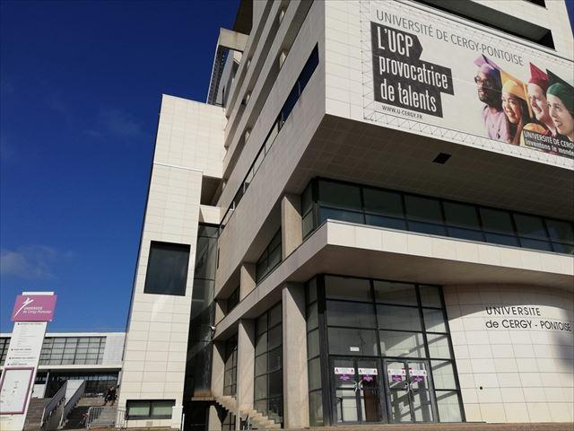 Cergy Pontoise University